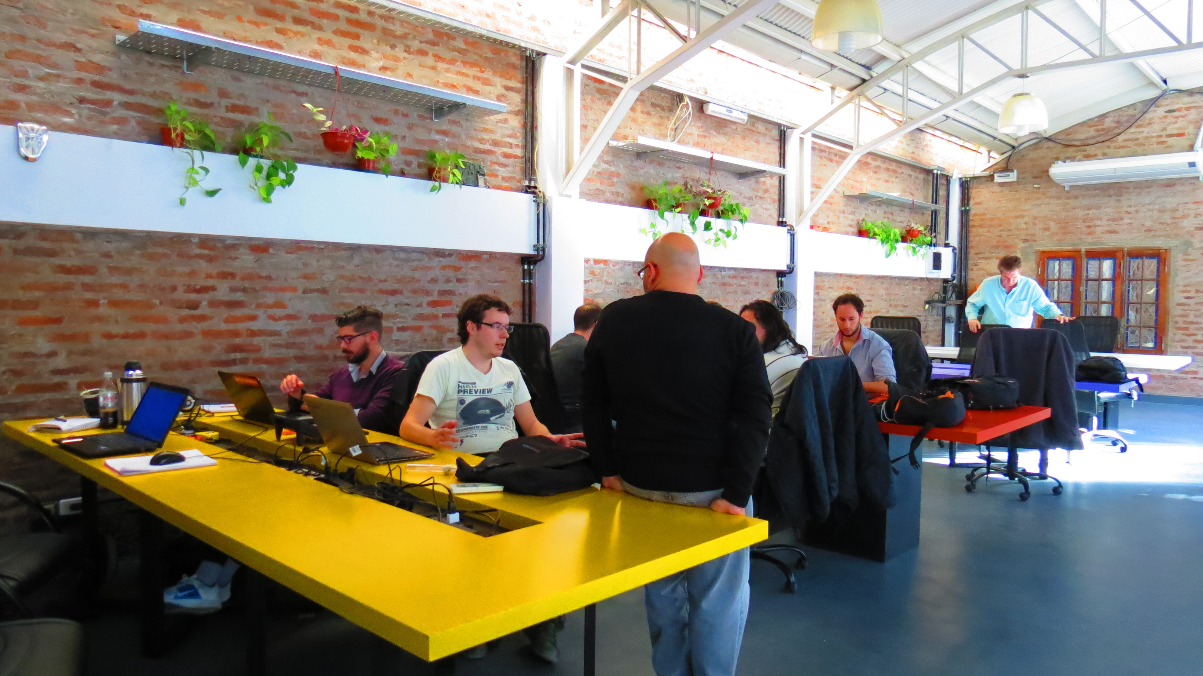 GOWORK COWORKING - OPEN SPACE1